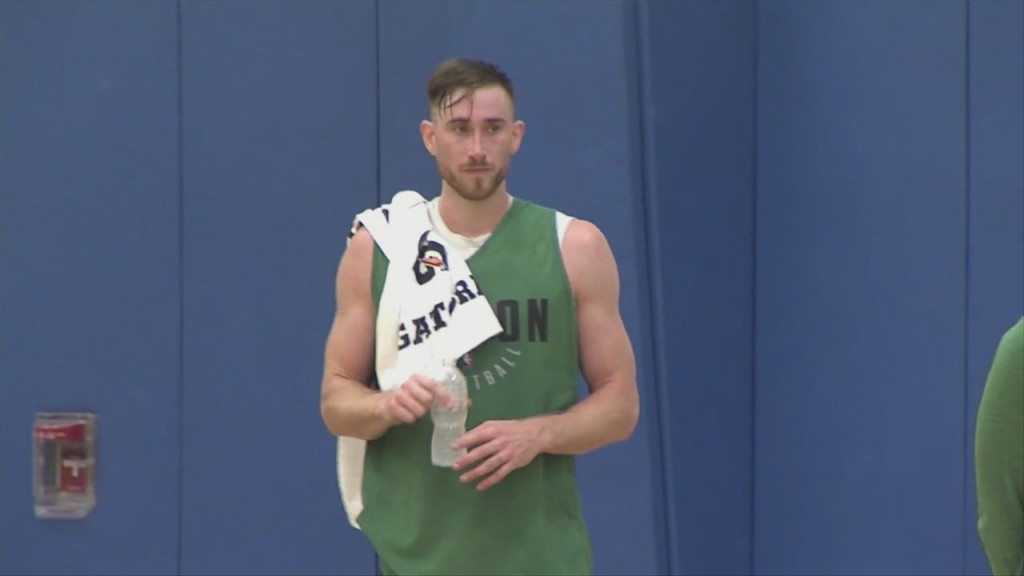 Hayward Shines As Celtics Continue Rolling Through Regular Season Finish