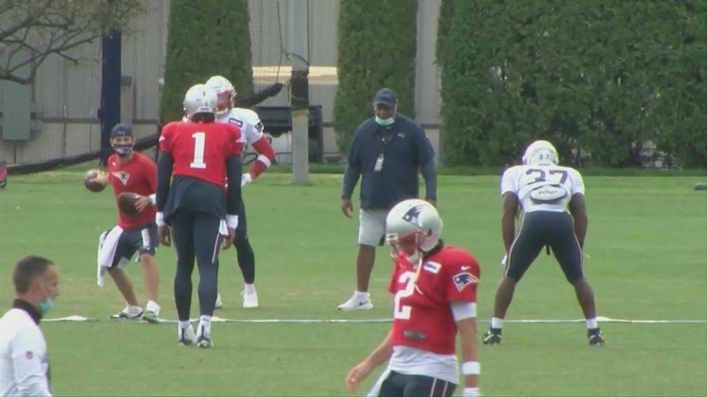 Patriots Training Camp Tuesday: Gilmore Returns, Harris Gets Opportunity, Winovich Drinks Milk