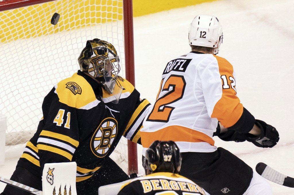 Bruins Flyers Hockey