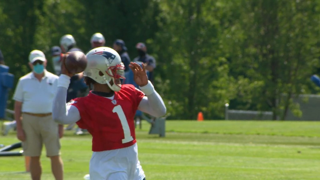 Pats Camp Phase Two 812