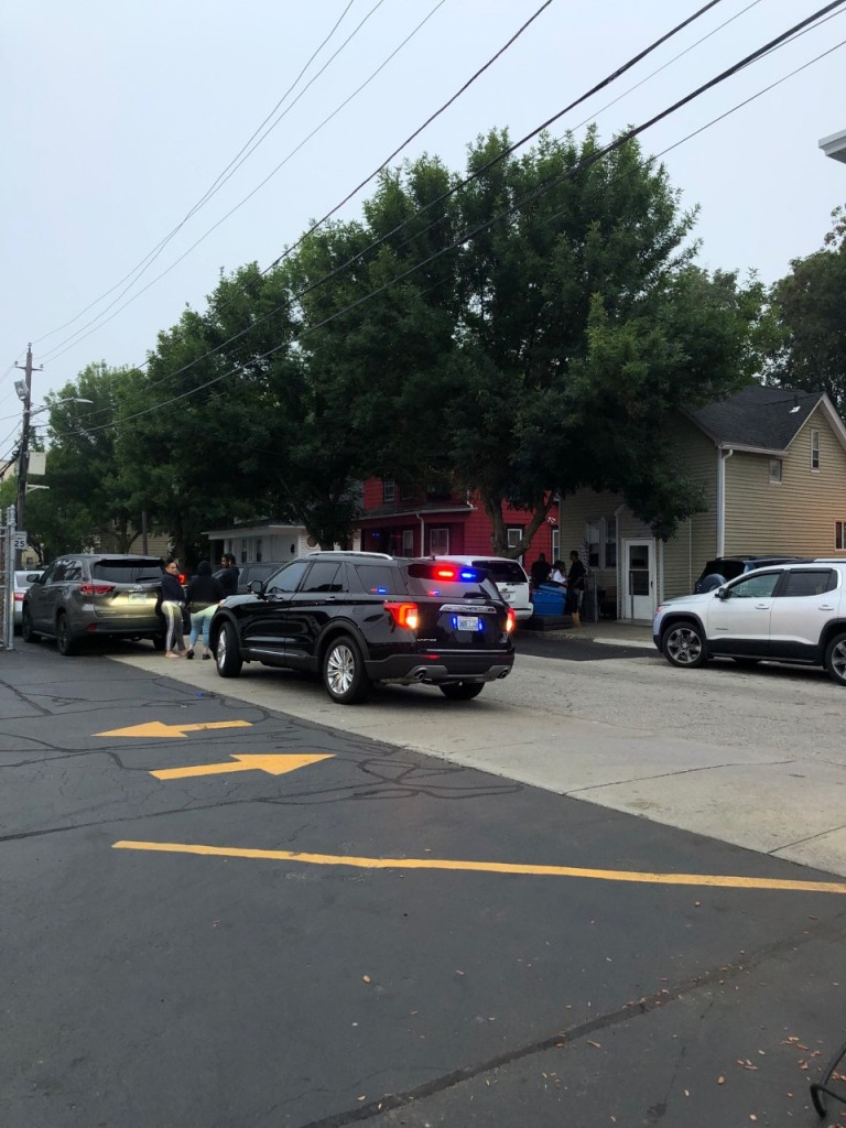 Harris Ave Shooting