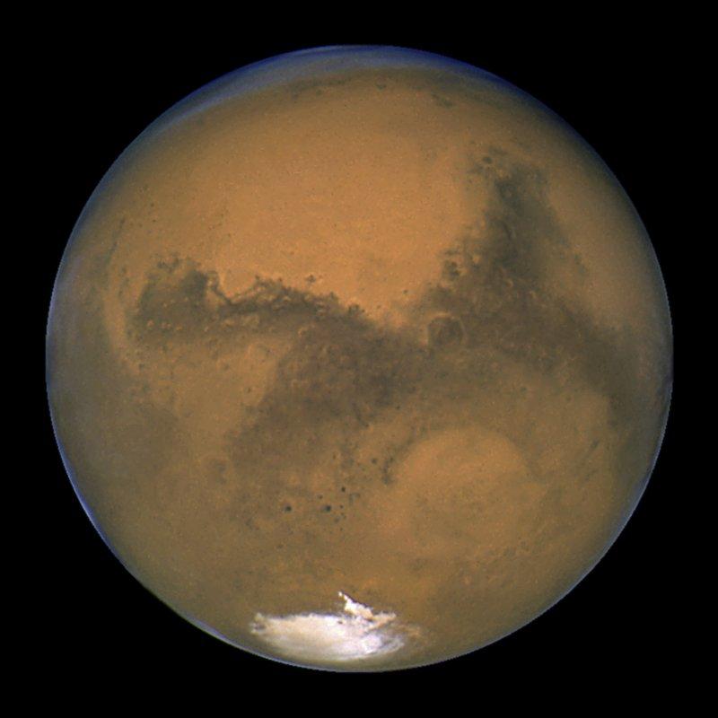 Mars Nasa File