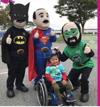 Meeting Street Superhero