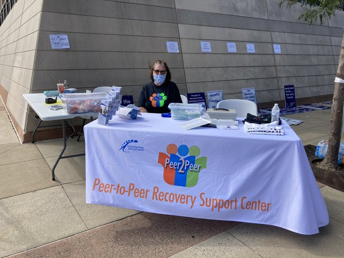 Peer To Peer Fall River Substance Recovery Event