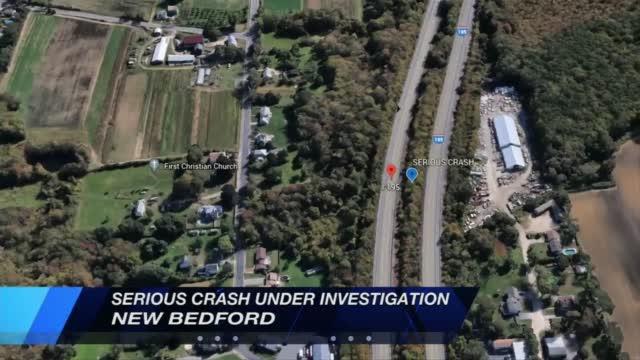New Bedford Crash