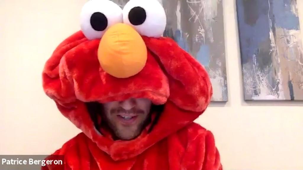 Bergy Elmo 10 29