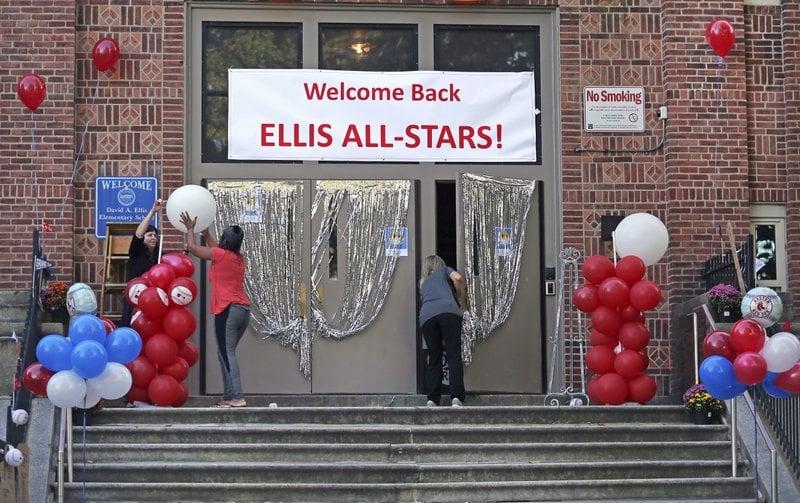 Ellis Elementary Boston