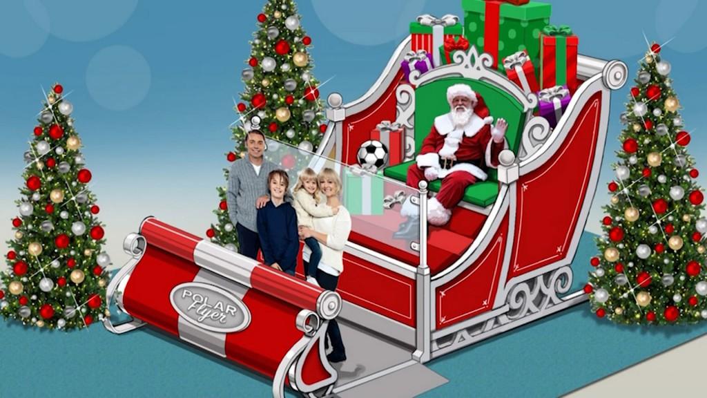 Mall Santas