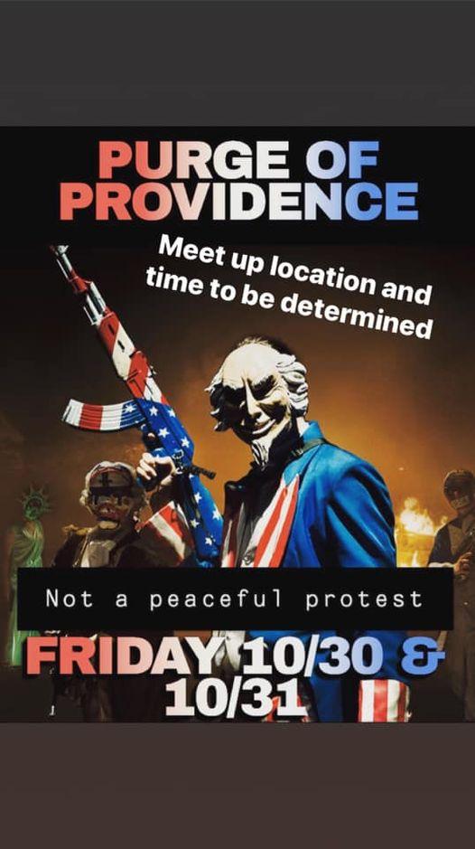 Providence Purge