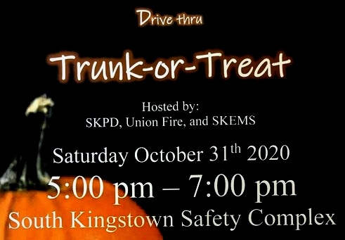 Ufd Trunk Or Treat