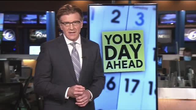 Your Day Ahead October 6th, 2020