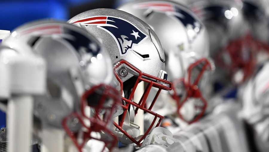 Patriots Helmet Ap