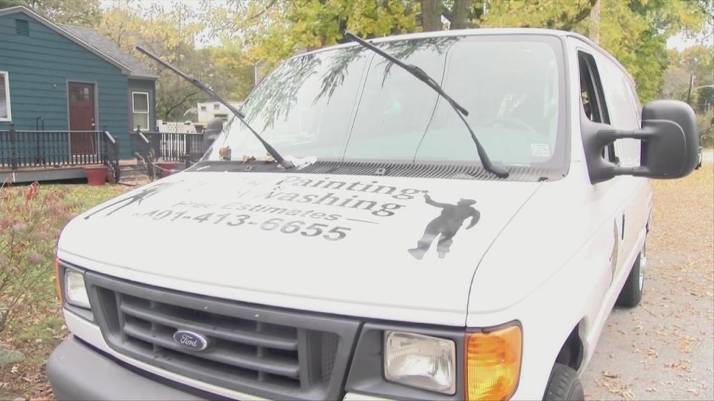 Warwick Man Recovers Stolen Van With Help Of Stranger