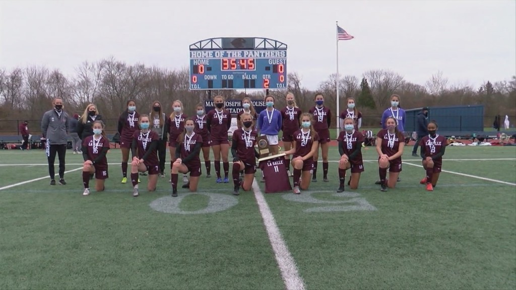 La Salle Earns Third Division I Girls Soccer Title In Four Years