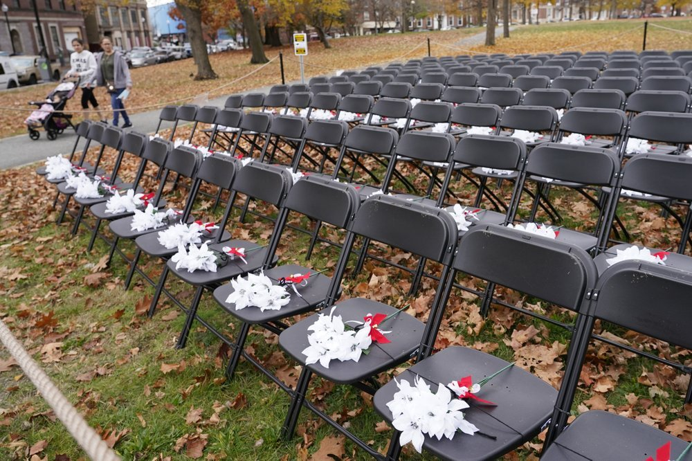 Lawrence Empty Chair Memorial