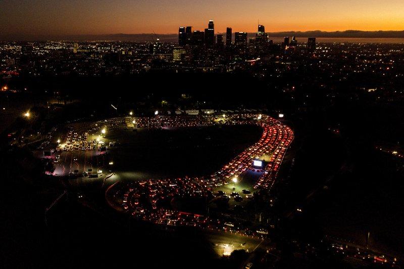 Los Angeles Cars Testing Lines