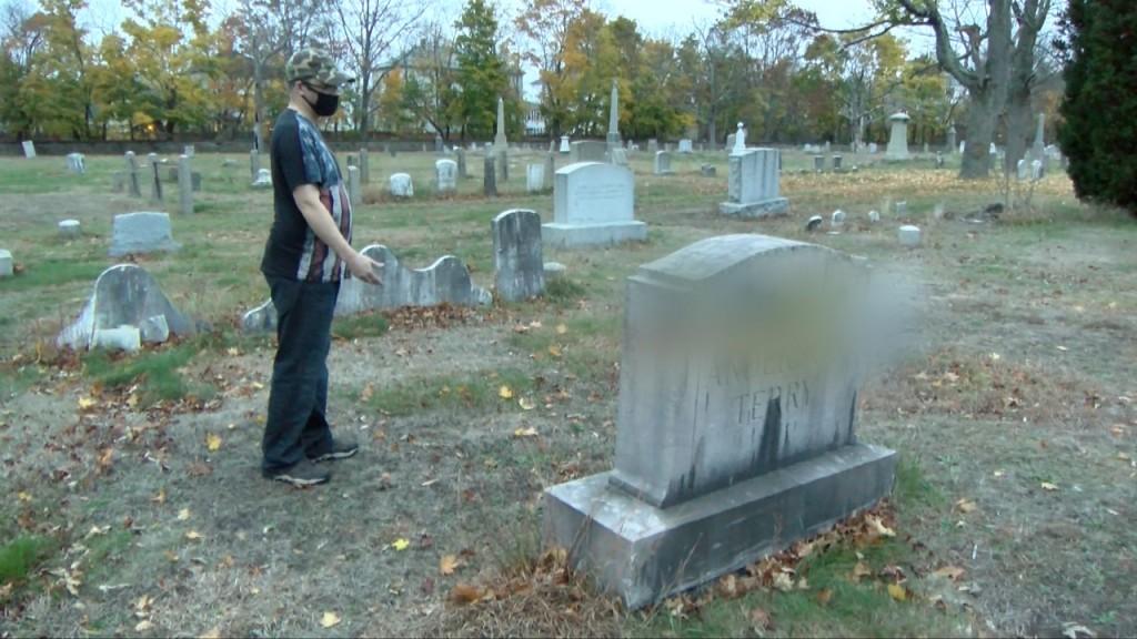 P Cemetery Vandalized.still001