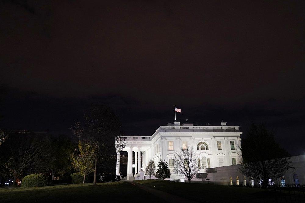 White House 112320