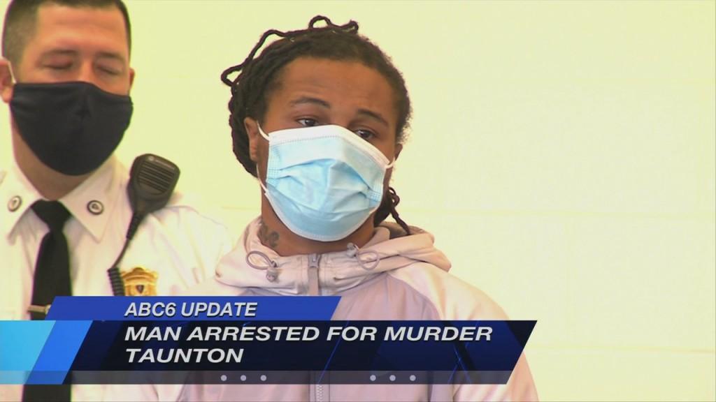 Taunton Murder Arrest