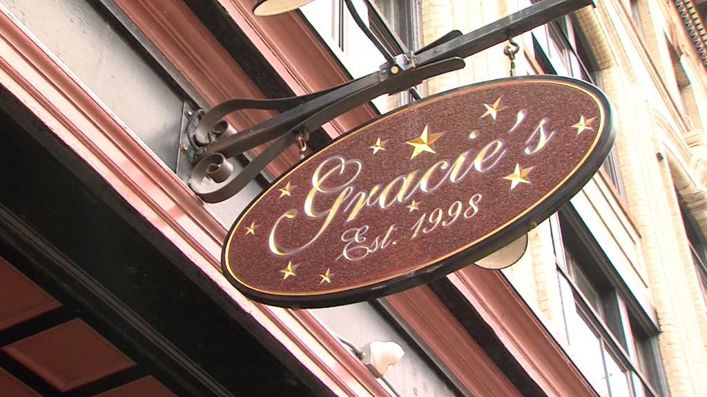 Gracies restaurant