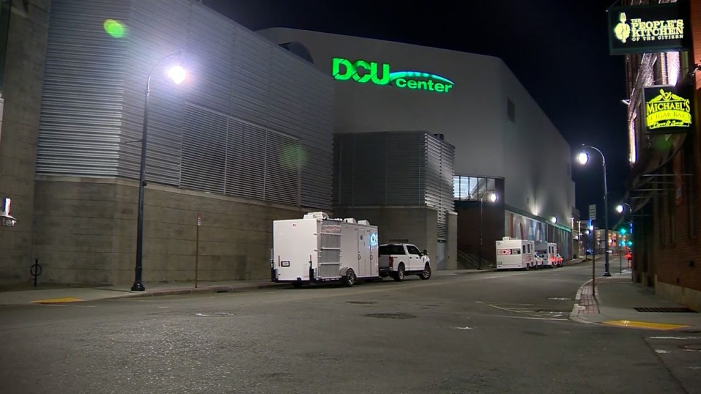 Worcester Dcu Center