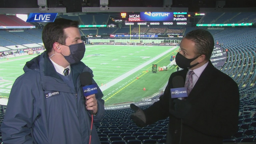 Espn's Mike Reiss Joins Abc6 Sports Reporter Ian Steele To Discuss Patriots Present & Future