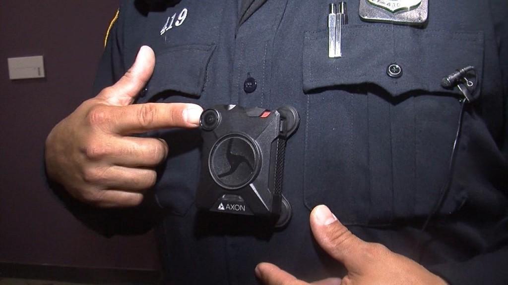 providence police body cam