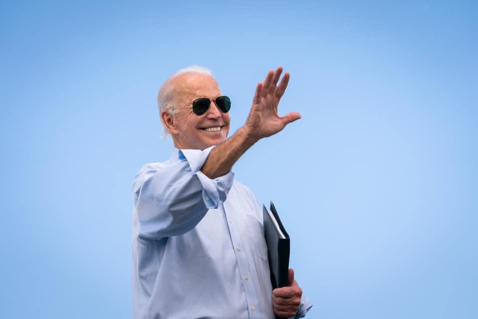 Joe Biden - Facebook