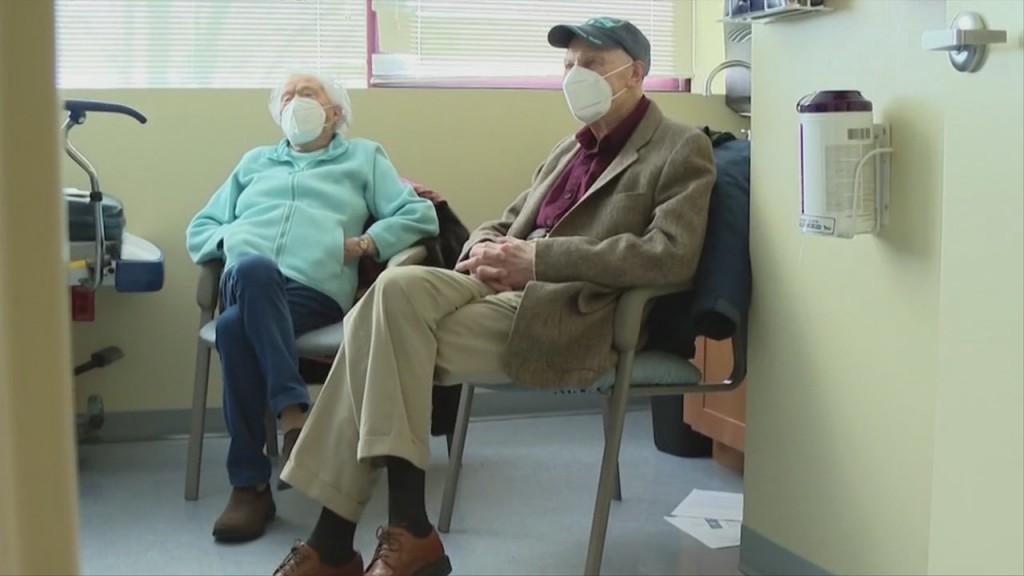 Lifespan Starts Vaccinating 75+