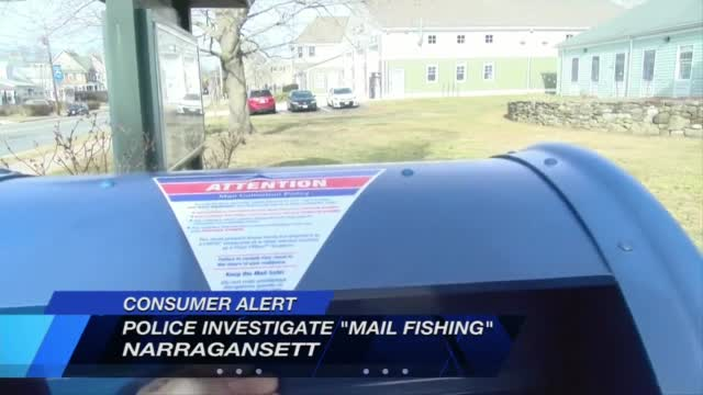 Mail Fishing Darren Pkg