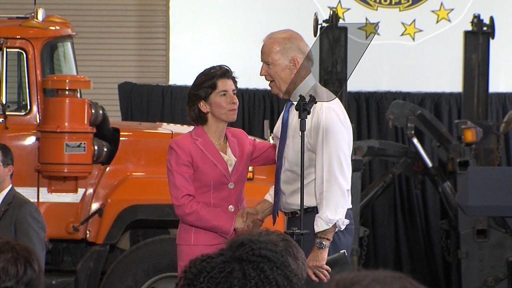 Gina & Biden