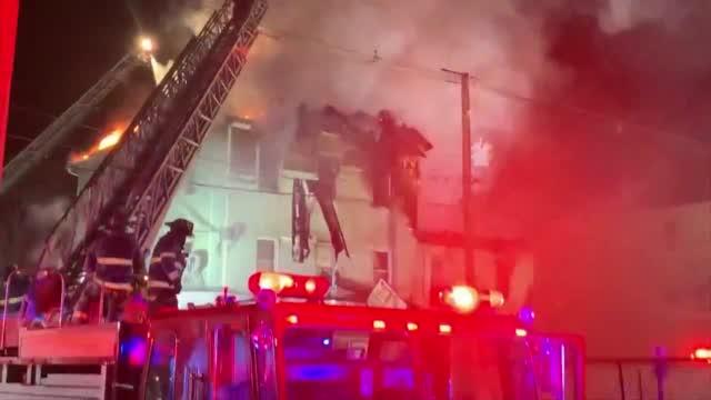 New Bedford Fire Victim