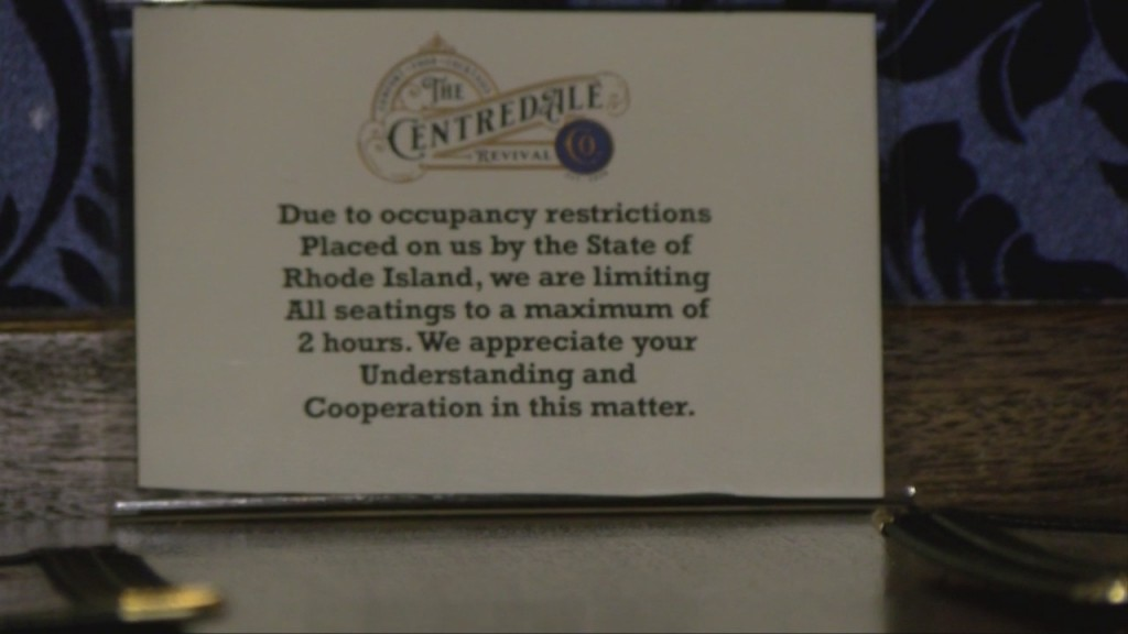 North Providence Restaurant Refusing To Close Despite Compliance Order From Dbr