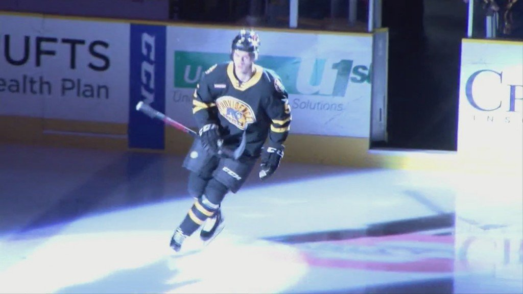 Providence Bruins To Play Away From Dunk This Season In Marlboro, Ma