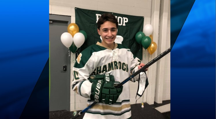 Community rallies behind North Providence teen seriously injured during high school hockey game | ABC6