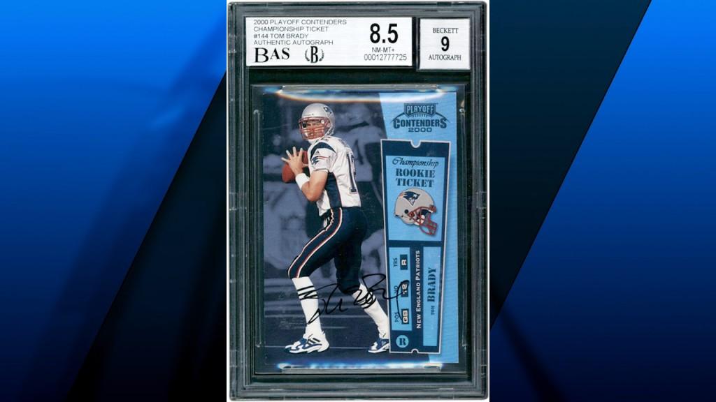 00041249 Tom Brady Card Vstill001