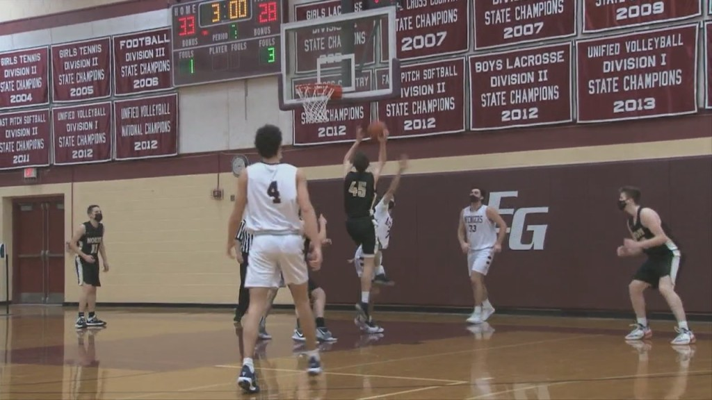 North Kingstown Defeats East Greenwich In Nonleague Boys Hoops Action