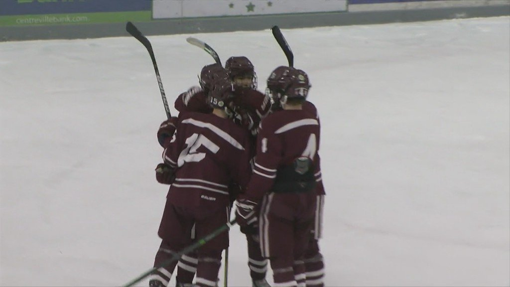 La Salle Boys Hockey Skates Past Prout/scituate Co Op Friday
