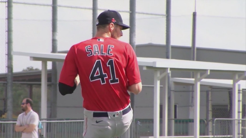 Sale Rehabs Back For Red Sox, Cora Appreciates Return To Manager Role
