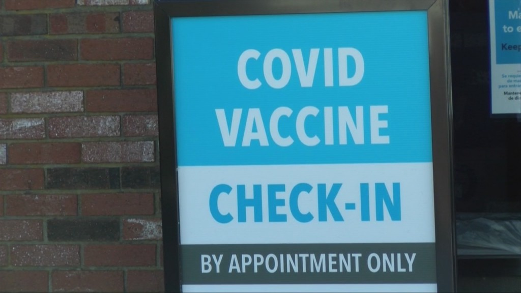 Southcoast Health Opens Vaccination Clinic In Fall River, First Of Three In Ma