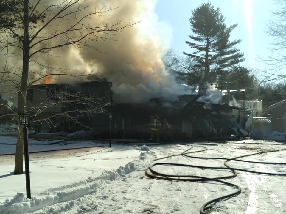 Chepachet Fire 2 Credit Providence Canteen Facebook