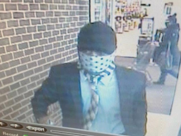 Cranston Bank Robber