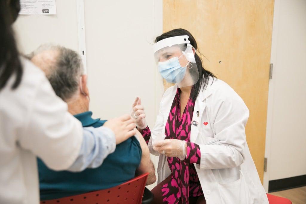 Cvs Pharmacy Begins Administering Covid 19 Vaccines