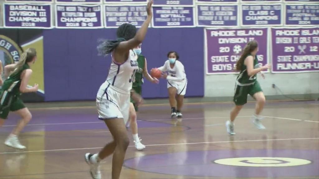 Classical Defeats Ponaganset In Girls Basketball Battle Of Unbeatens