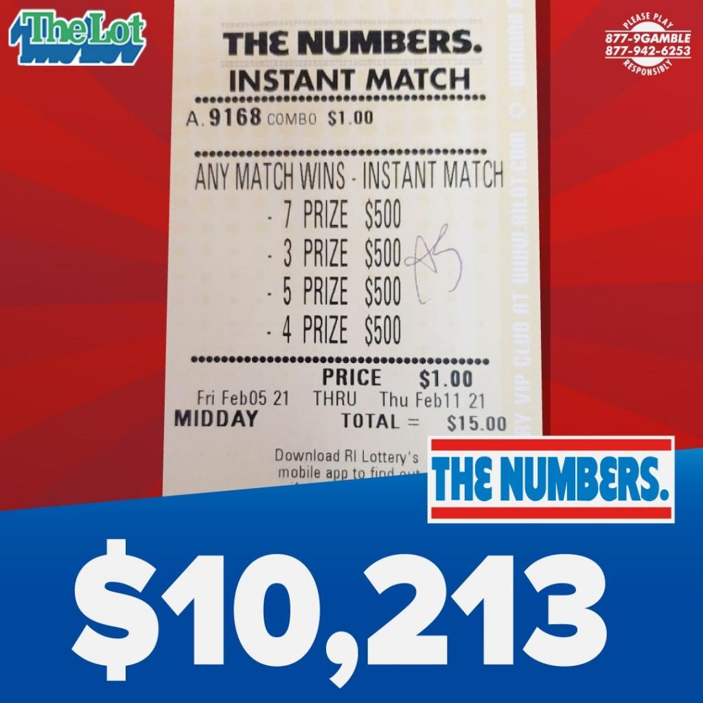 Love Lottery Winner