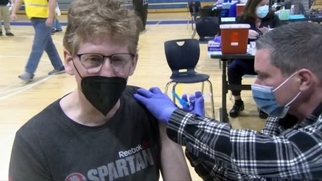Warwick Teacher Vaccinations