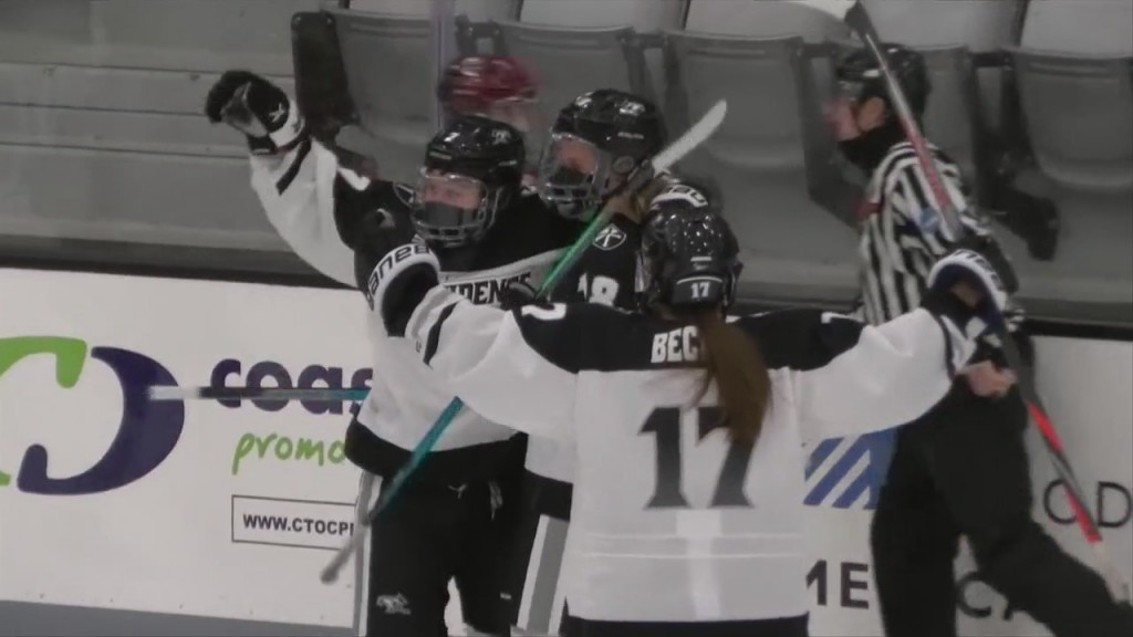 Pc Women's Hockey Team Reacts To First Ncaa Tournament Bid Since 2005