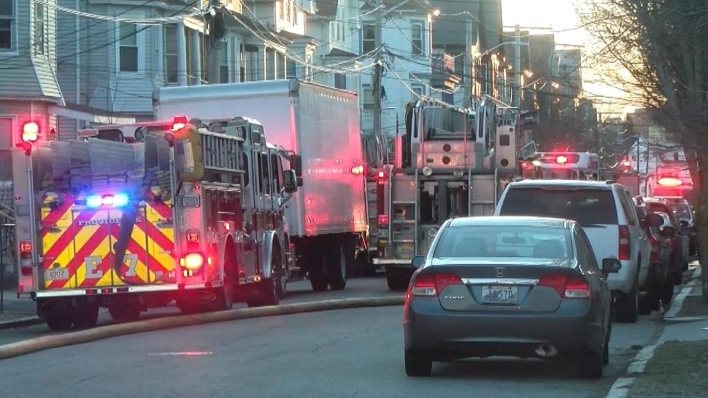 Providence House Fire