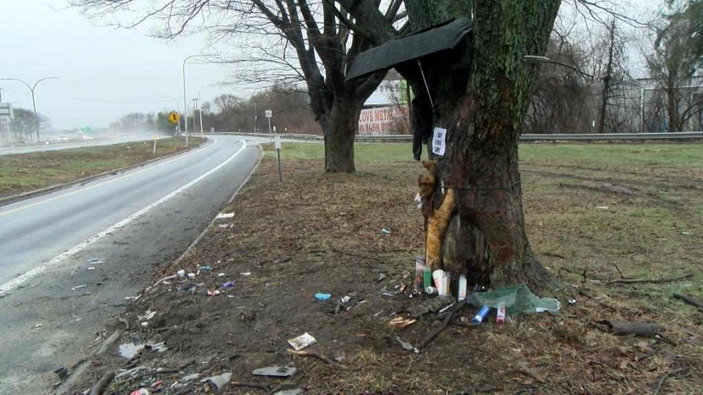Roadside Tree Memorial