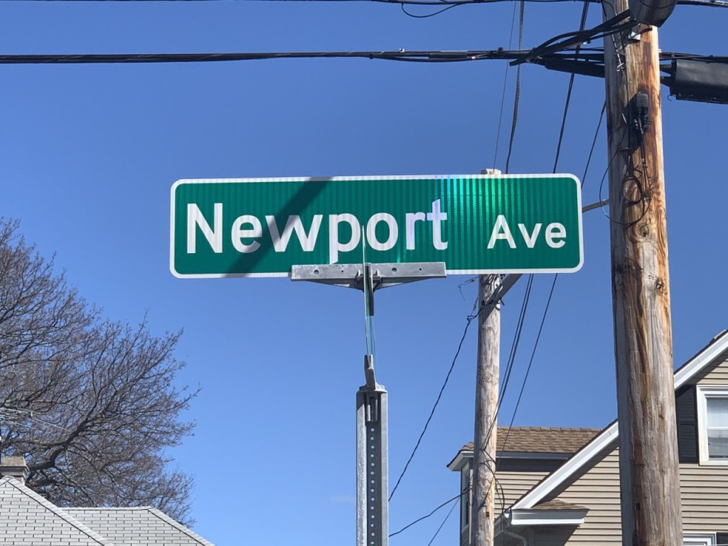 NEWPORT AVENUE PAWTUCKET